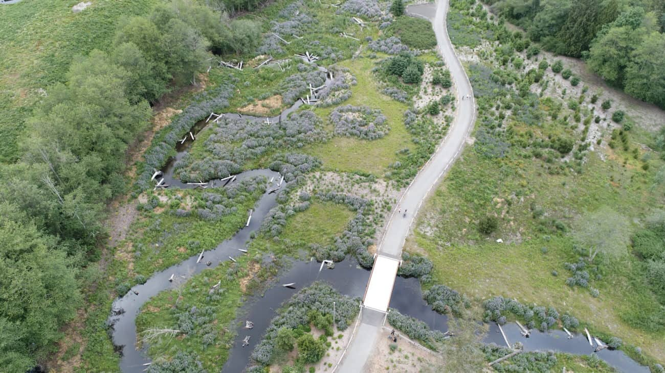 Clear Creek Flood Restoration