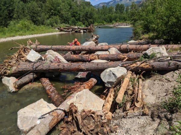 Entiat River Habitat Restoration